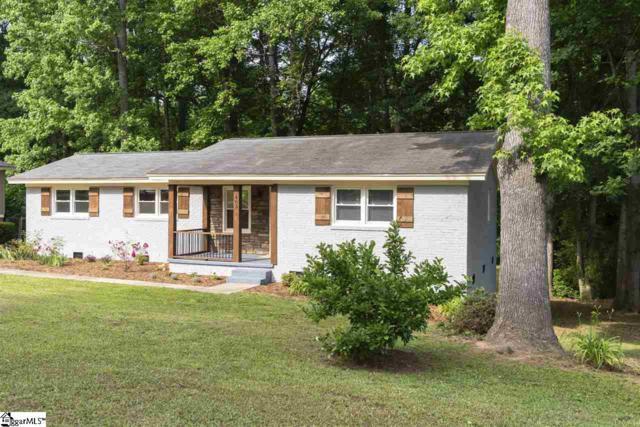 405 Seminole Drive, Simpsonville, SC 29680 (#1368239) :: Hamilton & Co. of Keller Williams Greenville Upstate