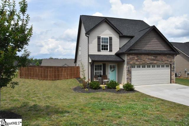 1001 Whirlaway Circle, Anderson, SC 29621 (#1368253) :: Hamilton & Co. of Keller Williams Greenville Upstate