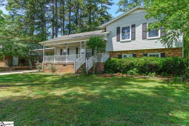 410 Capewood Drive, Simpsonville, SC 29680 (#1368328) :: Hamilton & Co. of Keller Williams Greenville Upstate