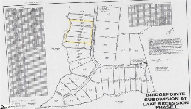 118 Waterside Drive, Iva, SC 29655 (#1368368) :: Hamilton & Co. of Keller Williams Greenville Upstate