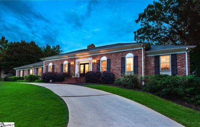 55 Chisolm Trail, Greenville, SC 29607 (#1368460) :: Hamilton & Co. of Keller Williams Greenville Upstate