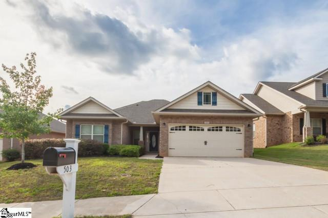 503 Airdale Lane, Simpsonville, SC 29680 (#1368521) :: The Toates Team