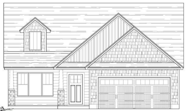 521 Shady Vale Place Lot 5, Boiling Springs, SC 29316 (#1368541) :: The Toates Team
