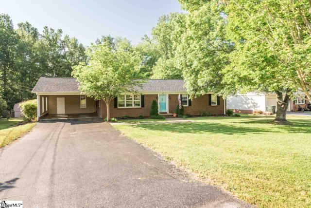 107 Longmeadow Road, Taylors, SC 29687 (#1368569) :: Hamilton & Co. of Keller Williams Greenville Upstate