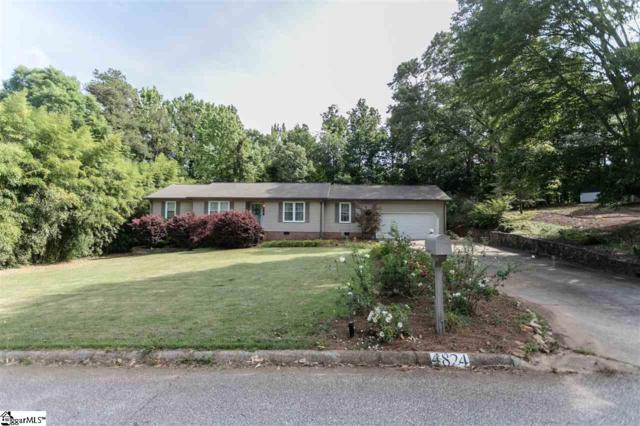 4824 Coach Hill Drive, Greenville, SC 29615 (#1368575) :: The Toates Team
