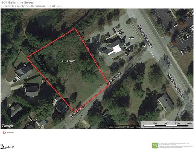 104 Ballentine Street, Easley, SC 29642 (#1368589) :: Hamilton & Co. of Keller Williams Greenville Upstate