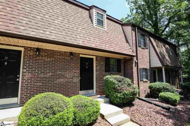 812 Reid School Road Unit #72, Taylors, SC 29687 (#1368595) :: The Haro Group of Keller Williams