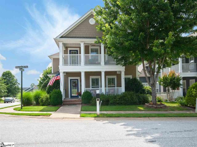 408 Hayworth Drive, Simpsonville, SC 29680 (#1368614) :: Hamilton & Co. of Keller Williams Greenville Upstate