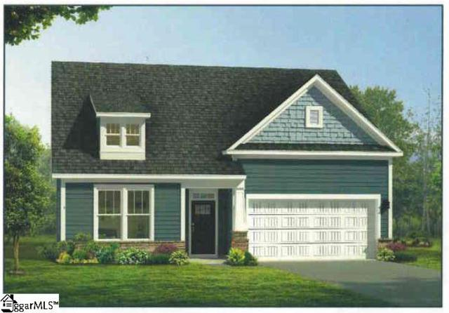 209 Coronet Lane, Taylors, SC 29687 (#1368639) :: Hamilton & Co. of Keller Williams Greenville Upstate