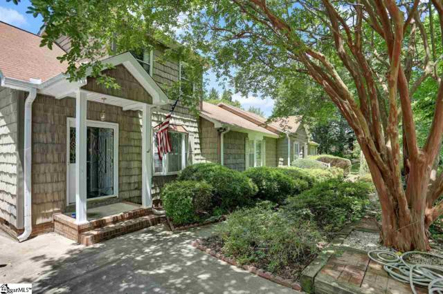 4 Mountain Crest Drive, Taylors, SC 29687 (#1368969) :: Coldwell Banker Caine
