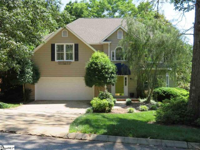 310 Woodway Drive, Greer, SC 29651 (#1369355) :: The Toates Team