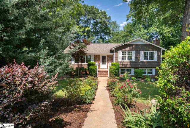 601 Great Glen Court, Greenville, SC 29615 (#1369444) :: The Toates Team