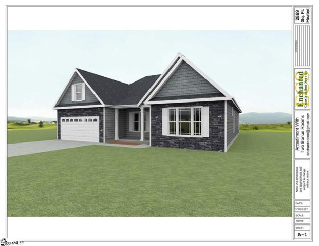 1382 Satterfield Drive Lot 1, Greer, SC 29651 (#1369552) :: Coldwell Banker Caine