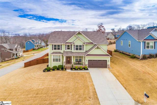 316 Castle Creek Drive, Greer, SC 29651 (#1369605) :: The Toates Team