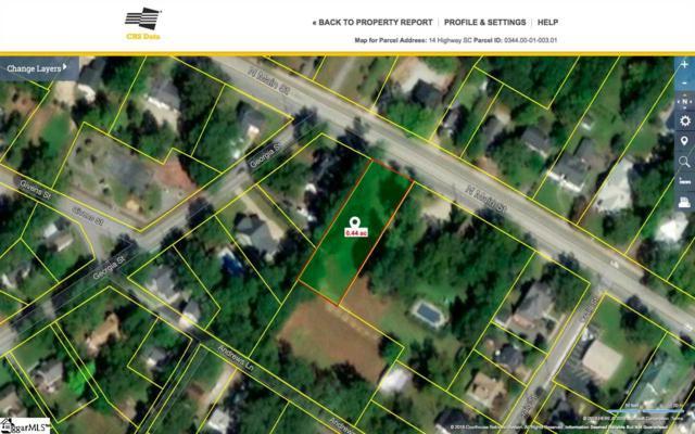 0 Main Street, Fountain Inn, SC 29644 (#1369823) :: Connie Rice and Partners