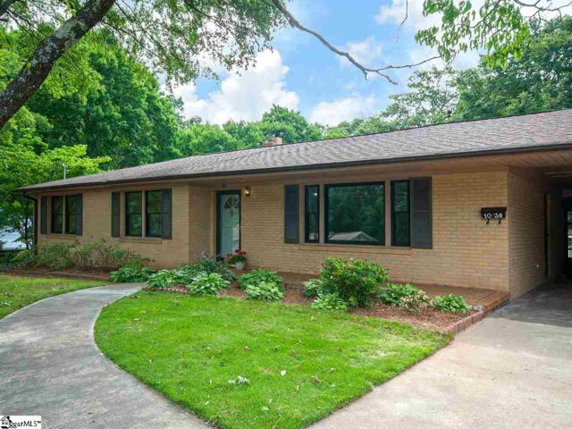 1038 E Perry Road, Greenville, SC 29609 (#1369914) :: The Toates Team