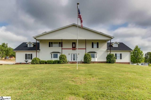 925 Pine Log Ford Road, Travelers Rest, SC 29690 (#1369994) :: The Toates Team