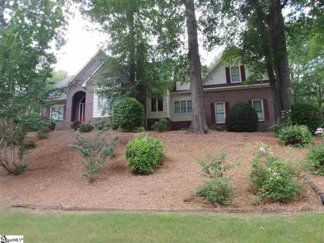 204 Deer Spring Lane, Simpsonville, SC 29680 (#1369996) :: Hamilton & Co. of Keller Williams Greenville Upstate