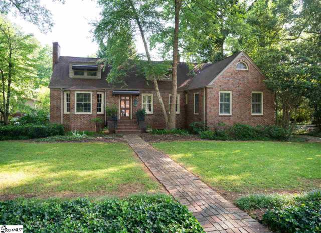 305 E Hillcrest Drive, Greenville, SC 29609 (#1370028) :: The Toates Team
