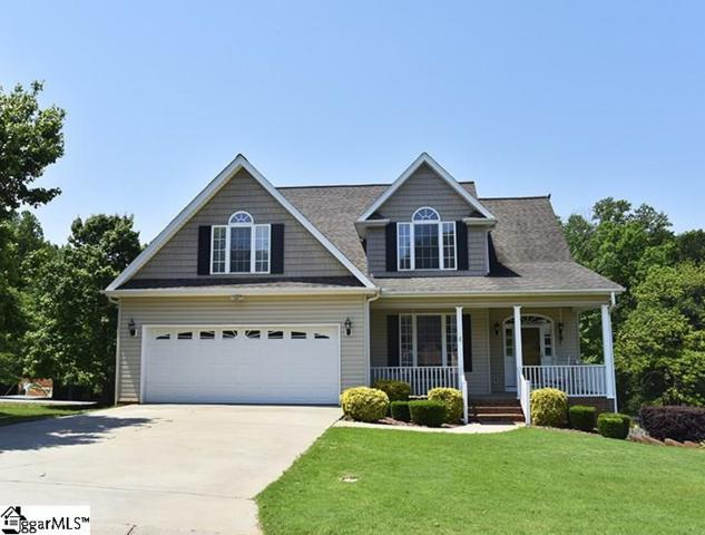 1 Cunningham Point Court, Greer, SC 29651 (#1370110) :: The Toates Team