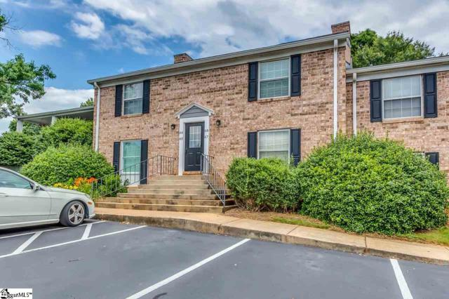 925 Cleveland Street Unit 68, Greenville, SC 29605 (#1370134) :: Coldwell Banker Caine