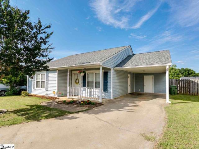 511 Sierra Ridge Court, Moore, SC 29369 (#1370241) :: Hamilton & Co. of Keller Williams Greenville Upstate