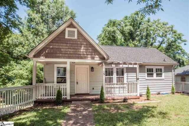 15 Eastlan Drive, Greenville, SC 29607 (#1370242) :: Hamilton & Co. of Keller Williams Greenville Upstate