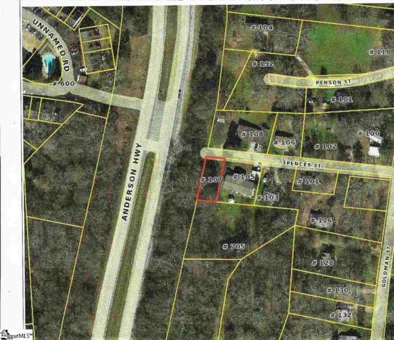 107 Spencer Street, Clemson, SC 29621 (#1370269) :: The Toates Team