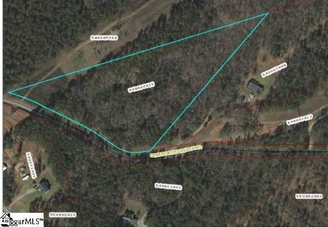 00 Generostee Church Road, Starr, SC 29684 (#1370292) :: The Toates Team