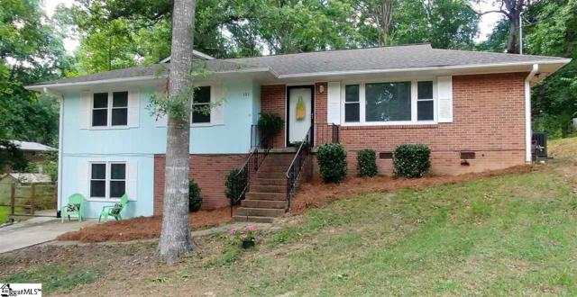 101 Overbrook Drive, Laurens, SC 29360 (#1370330) :: The Toates Team