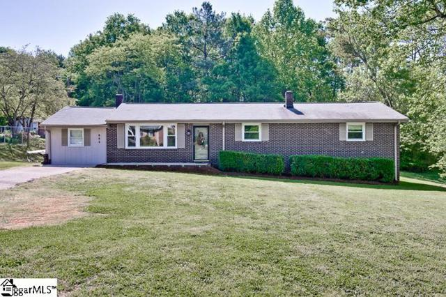 605 Sentell Road, Greenville, SC 29611 (#1370388) :: The Toates Team