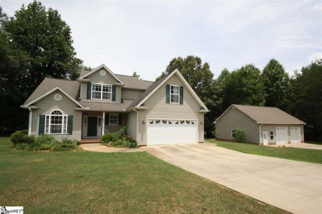 501 Nichole Place, Greer, SC 29651 (#1370440) :: Connie Rice and Partners