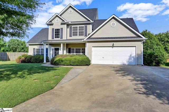 8 Grayling Court, Simpsonville, SC 29680 (#1370498) :: Coldwell Banker Caine