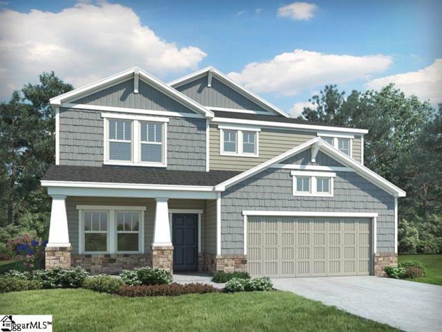 300 Jones Peak Drive, Simpsonville, SC 29681 (#1370513) :: Connie Rice and Partners