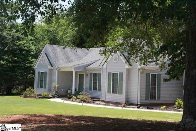 117 Juniper Drive, Pendleton, SC 29670 (#1370525) :: Connie Rice and Partners