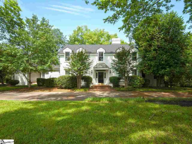 10 Rutledge Lake Road, Greenville, SC 29617 (#1370530) :: The Toates Team