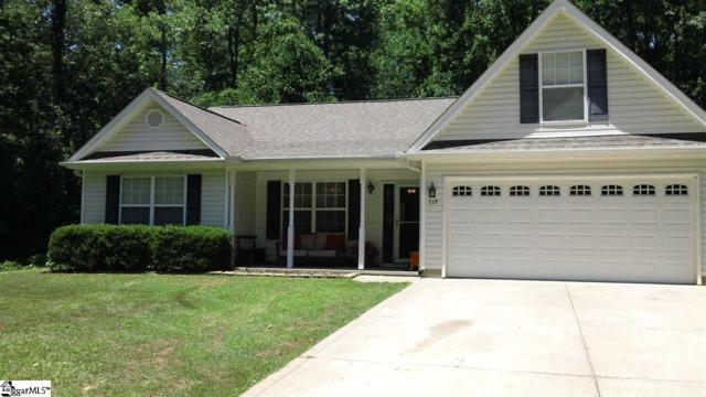 117 Robinson Road, Taylors, SC 29687 (#1370576) :: The Toates Team