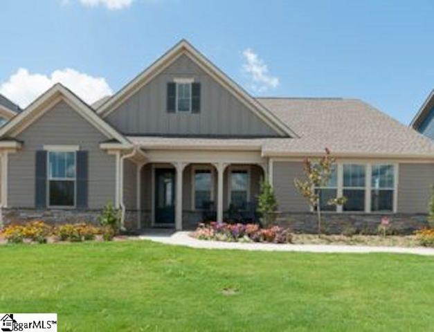 604 Torridon Lane Lot 61, Simpsonville, SC 29681 (#1370586) :: The Haro Group of Keller Williams