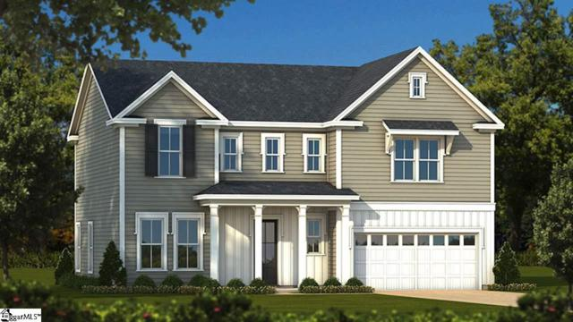 605 Torridon Drive Lot 3, Simpsonville, SC 29681 (#1370595) :: The Toates Team