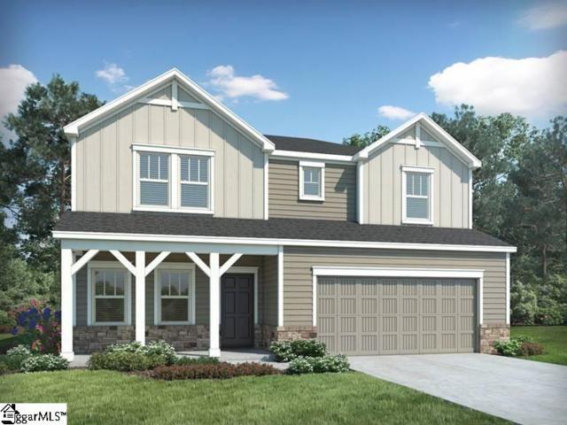 216 Jones Peak Drive, Simpsonville, SC 29681 (#1370678) :: Hamilton & Co. of Keller Williams Greenville Upstate