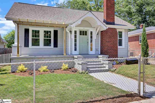 5 Briggs Street, Greenville, SC 29601 (#1370684) :: The Toates Team
