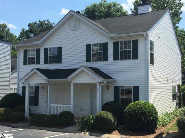 104 Hammett Grove Lane, Greer, SC 29650 (#1370833) :: Hamilton & Co. of Keller Williams Greenville Upstate