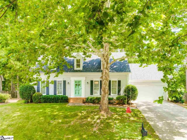 7 Woodway Drive, Greer, SC 29651 (#1371030) :: Hamilton & Co. of Keller Williams Greenville Upstate