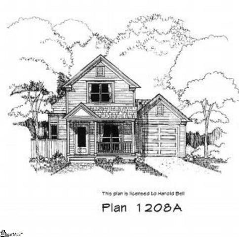 109 Stonebriar Court Lot 36, Williamston, SC 29697 (#1371060) :: Coldwell Banker Caine