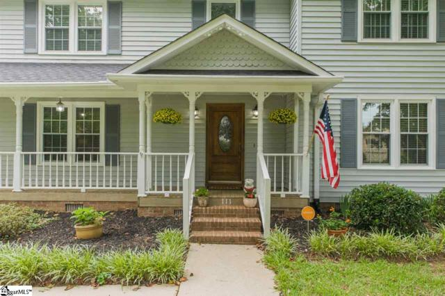 111 Country Side Lane, Simpsonville, SC 29681 (#1371081) :: Coldwell Banker Caine