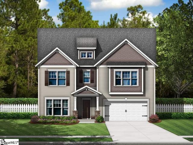 400 Marietta Lane Lot 50, Greer, SC 29651 (#1371135) :: Hamilton & Co. of Keller Williams Greenville Upstate