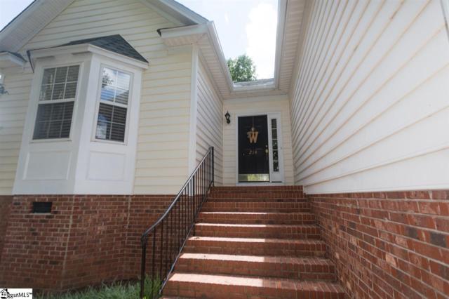 214 Marcie Rush Lane, Greer, SC 29651 (#1371209) :: Hamilton & Co. of Keller Williams Greenville Upstate