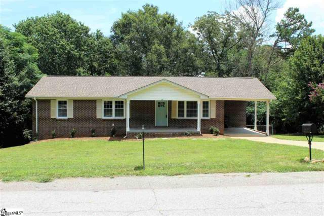 101 Creighton Drive, Taylors, SC 29687 (#1371532) :: The Toates Team
