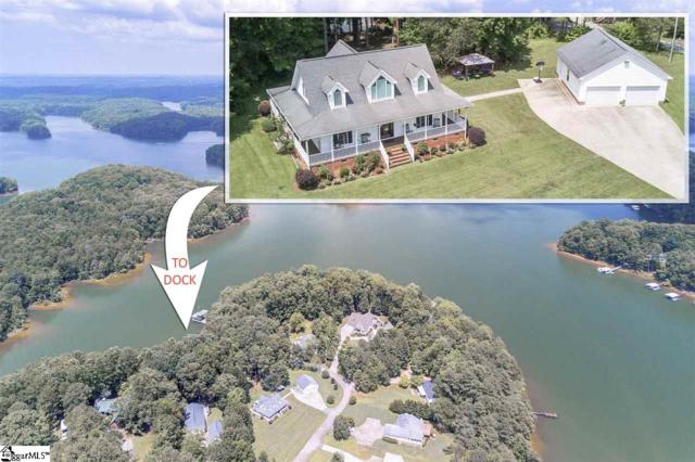 238 Oswego Road, Townville, SC 29689 (#1371563) :: The Toates Team