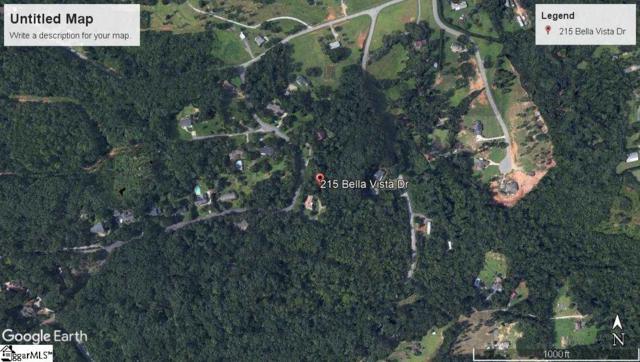 215 Bella Vista Drive, Easley, SC 29640 (#1371675) :: Hamilton & Co. of Keller Williams Greenville Upstate